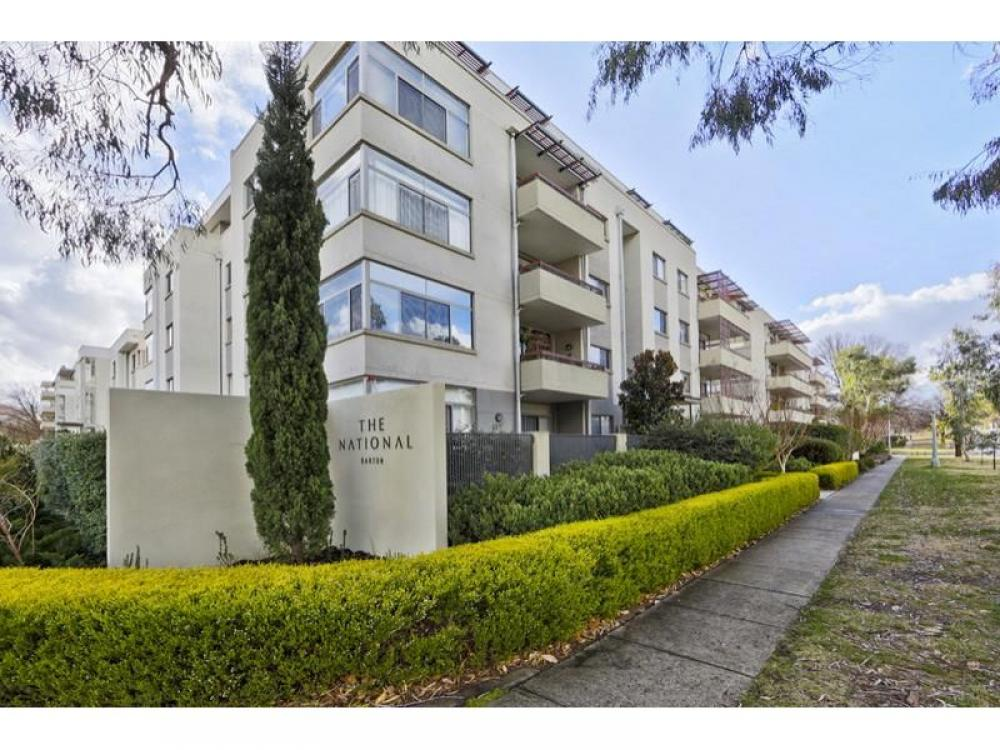 Highly sought after contemporary apartment