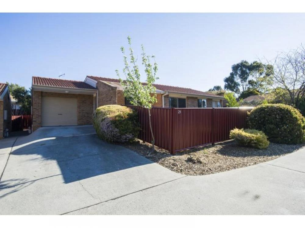 Single Level North Facing Townhouse in Brilliant Bonython