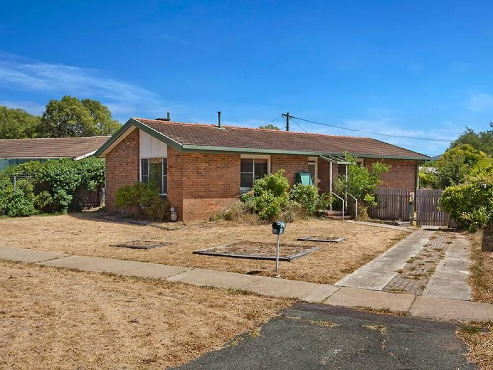 Prime opportunity for the renovator or developer.