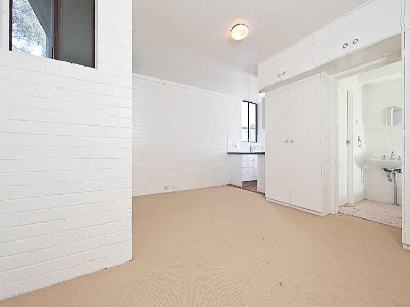 Entry level bedsit apartment