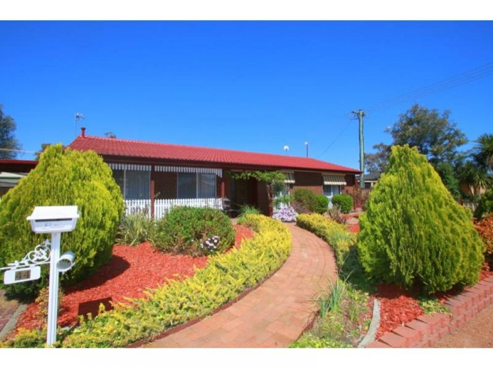 AFFORDABLE THREE BEDROOM HOME