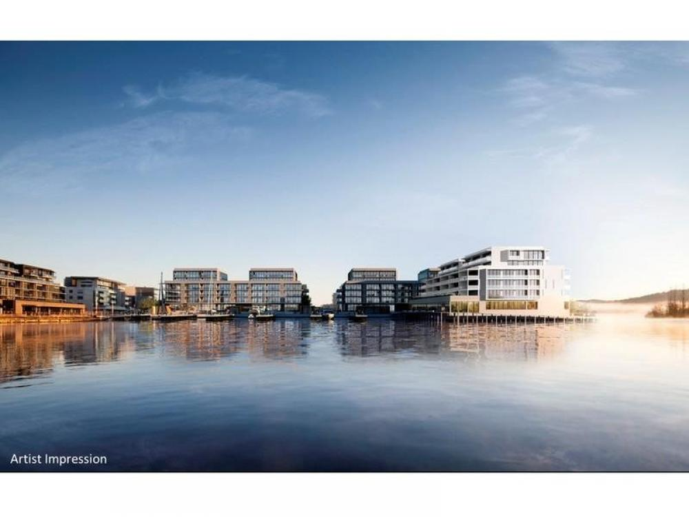 Luxury Living & Lifestyle at the Foreshore
